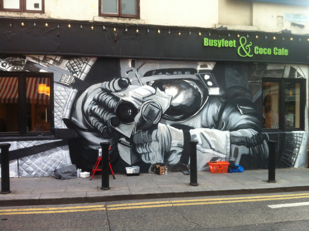 Spacer waterford walls