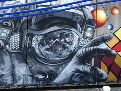 THE HAGUE STREET ART – SPACER
